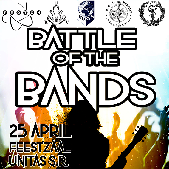 Battle of the Bands vierkantje