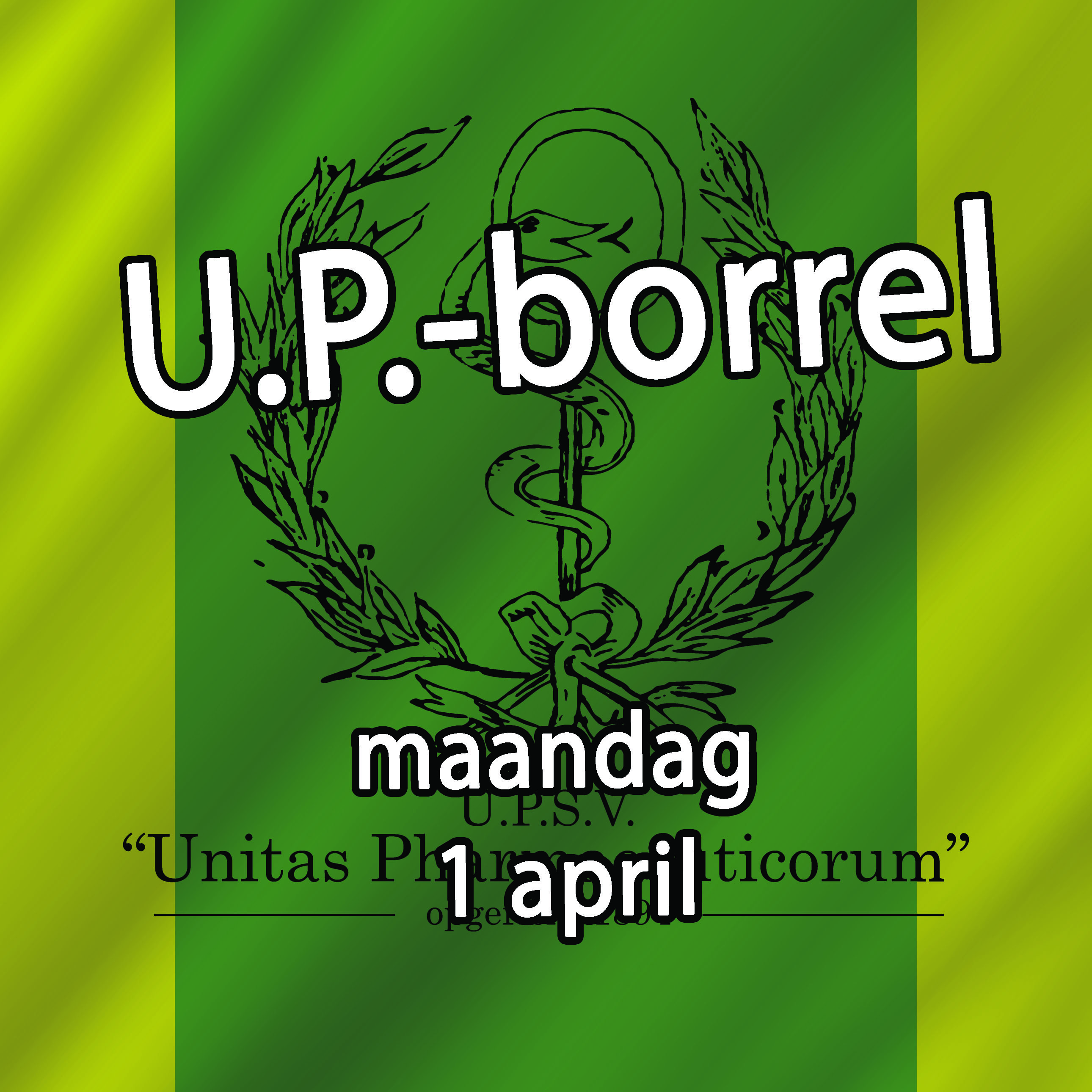 Borrel 1 april