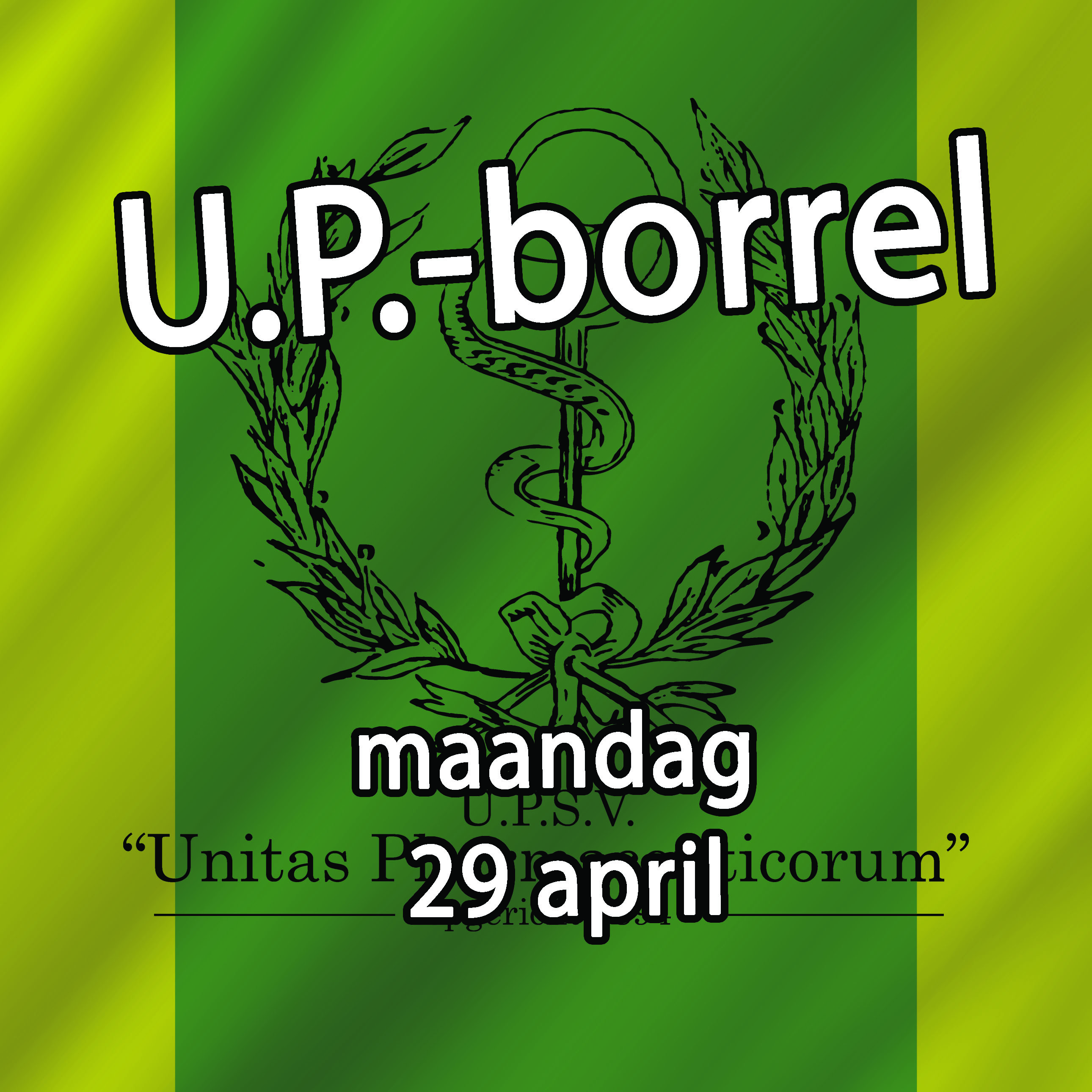 Borrel 29 april