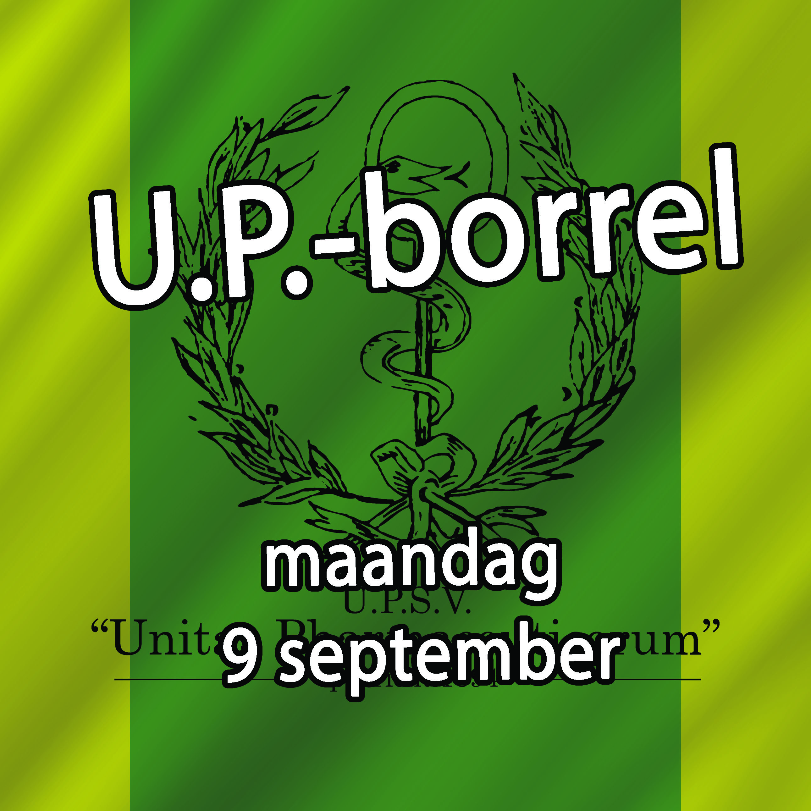 Borrel 9 september