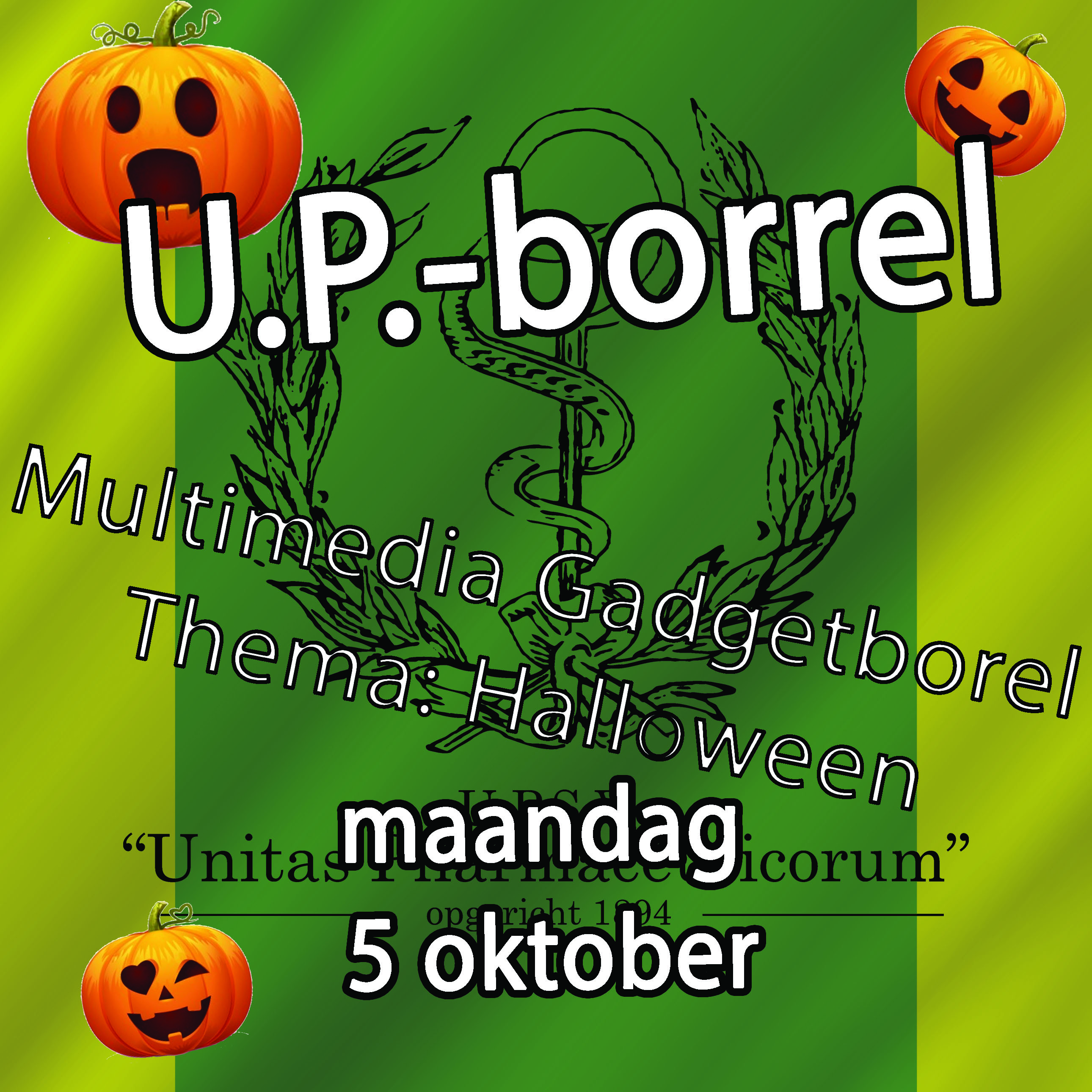 Borrel 5 oktober Multimedia Gadgetborrel Halloween 8