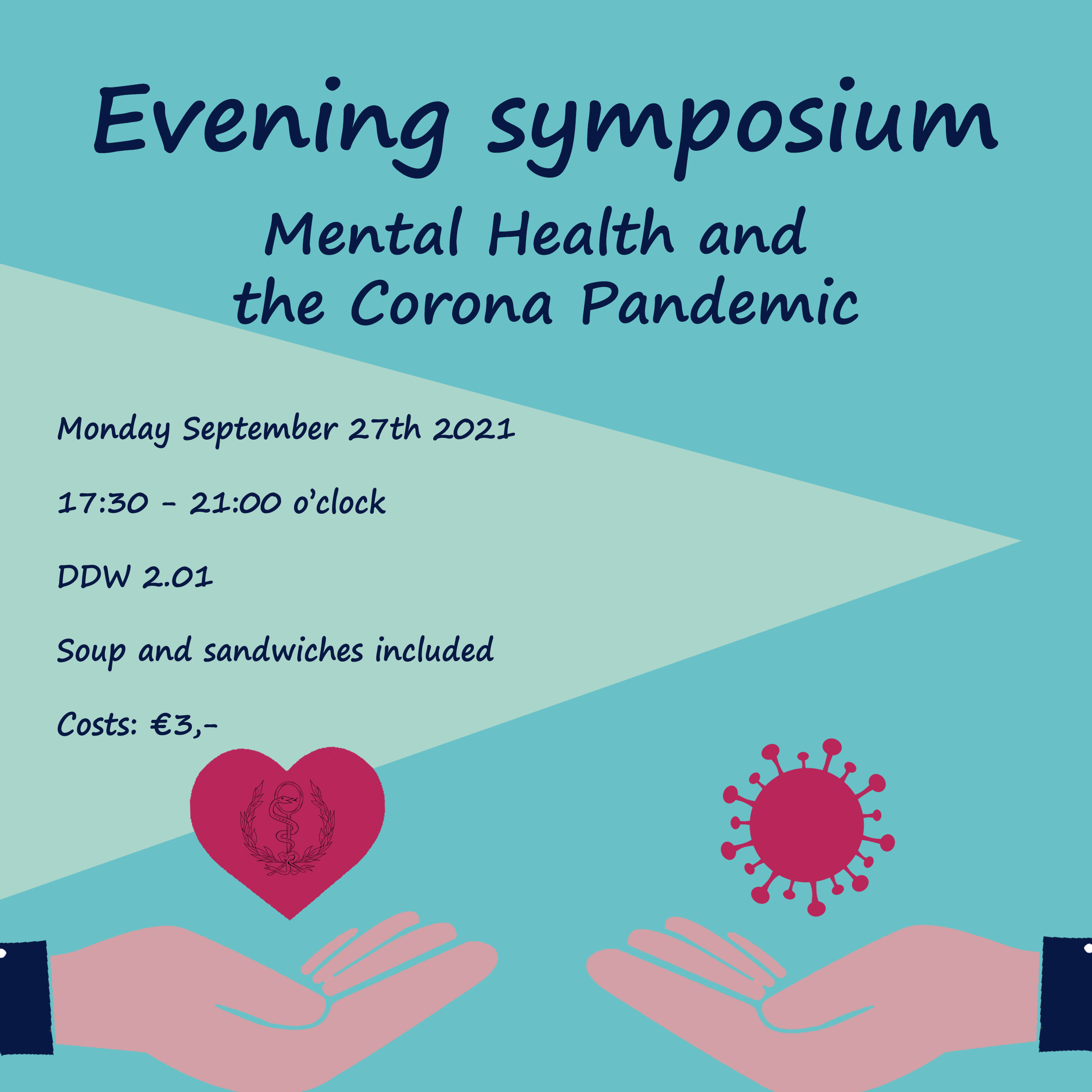 Evening symposium: Mental Health and the Corona Pandemic